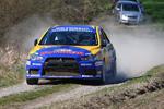 """Hermann Gaßner auf Rang vier bei der """"Hessen-Rallye Vogelsberg"""""""