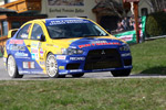 Mitropa Rally Cup 2010: Erster Erfolg für Gaßner/Thannhäuser