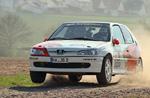 ADAC Saarland Rallye Junior Team erfolgreich bei Testeinsatz