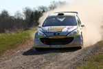 Gaststarter Wittmann siegt bei Vogelsberg-Rallye