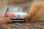 ADAC Saarland Rallye Junior Team bei der Osterrallye Zerf