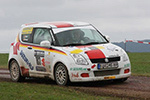 SUZUKI-RLP Rallye Junior Team ADAC-Pfalz siegt im Hochwald