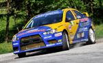 Gaßner/Thannhäuser bauen Führung im Mitropa Rally Cup weiter aus