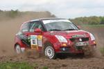 ADAC Rallye Masters im Saarland: Dichtes Gedränge an der Spitze