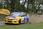 Klaus Osterhaus gewinnt Rallyefest im Sulinger Land