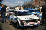 Eifel-Historic Rallyeparty mit Röhrl / Geistdörfer
