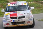 Griebel: Klassensieg und Platz 5 bei der Warndt Rallye