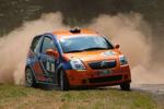 ADAC Saarland Rallye Junior Team mit neuem Fahrzeug