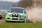 MAXIMUM ATTACK bei der Rallye Weltmeisterschaft