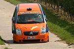ADAC Saarland Rallye Junior Team siegt souverän