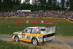 Die Eifel weiter im Rallyefieber