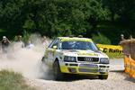 Erster von zwei Final-Läufen bei Saar-Pfalz-Rallye