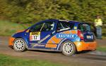 Jörg Broschart und Marcel Piro siegen bei Saar-Pfalz-Rallye