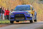 """Hermann Gaßner und Karin Thannhäuser bei Rally Porec """"verschaukelt"""""""