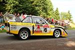 Rallye-Festival in der Eifel