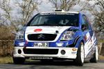 ADAC Saarland Rallye Junior Team feiert erfolgreiche DRM-Premiere