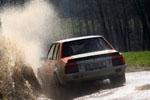 Zweite Saison in der Historic Rallye Europameisterschaft für Ina Beck