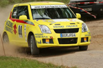 Griebel-Hattrick bei Rallye Alzey perfekt