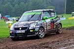 Klassensieg für die Griebel-Brothers bei der  40. Rallye Oberehe
