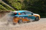 Team Wecker/Kirschbaum mit Verlauf der WM-Rallye zufrieden