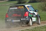 Team Griebel/Altekrüger nun Zweite in der Euro Rallye Trophee