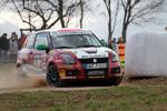 Suzuki-Junioren überzeugen bei der Osterrallye Zerf