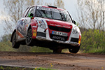 ADAC Rallye Junioren erfolgreich bei der Birkenfelder Löwenrallye