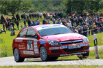 Deutschland Rallye als Saison Höhepunkt