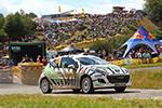 Rallye Deutschland – Riebensahm/Stockmar punkten zweimal