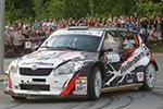 DRM fightet beim Gipfeltreffen der Rallye-Asse