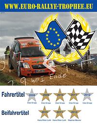 ERT – Uwe Gropp / Stephan Maurer weiter auf dem Vormarsch