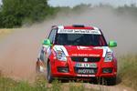 Litermont Rallye – Platz zwei für Urgatz/Spaniol