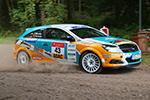 Team Wecker/Clemens bereit für Rallye-Highlight 2012