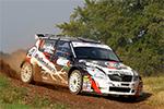 Mark und Stefan sind Deutsche Rallye Meister