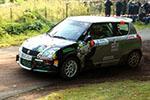 Saisonstart für Griebel/Föhner bei der Pfalz-Westrich-Rallye