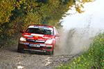 Marijan Griebel und Alex Rath beenden erfolgreiche Saison bei 3-Städte Rallye