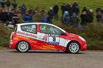 Benjamin Schmitt:  Saarl. ADAC Rallye  Juniormeister 2012
