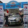 Euro Rallye Trophee mit Sieg beendet
