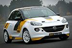 Griebel / Föhner starten 2013 im Opel Adam Rallye Cup
