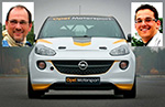 Sartorius – im Opel Adam erneuter Angriff auf den Rallye-Junior-Cup