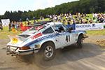 Großer Andrang auf ADAC Eifel Rallye Festival