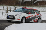 David Richter und Tina Annemüller in der Citroen DS3 R1 Trophy