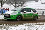 Knof – Premiere eines DS3 R1 auf deutschen Rallyestrecken