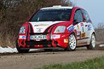 Griebel mit Pech bei Auftaktlauf zum ADAC Rallye Masters