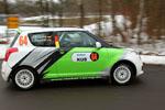 Rauber-Racing: Höhen und Tiefen bei der Generalprobe