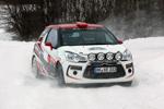 Mysliwietz/Schumacher gewinnen DRM Division im Schneesturm
