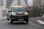Begeisternder Auftakt im ADAC OPEL Rallye Cup
