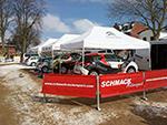 Schmack Motorsport – Groß-Aufgebot zur AvD Sachsen Rallye