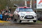 Zweiter Saisonsieg in Euro Rallye Throphée