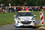Marijan Griebel mit drittem Podestplatz im ADAC OPEL Rallye Cup